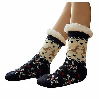 Women's Socks Lady Christmas