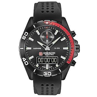 Swiss military hanowa watch sm06-4298.3.13.007