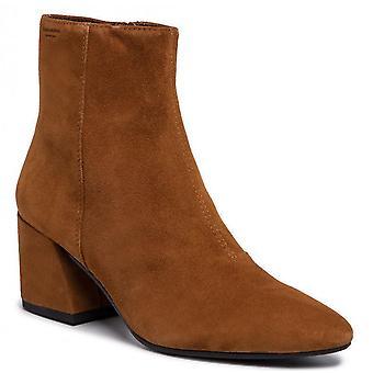 Vagabond olivia caramelo botines mujeres marrón