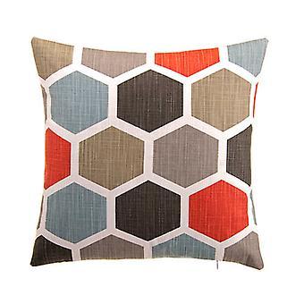 "Imperial Decorative Square Pillow 18"" X 18"", Bumble"