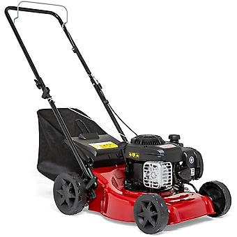 "SPRINT 410P Push Petrol Lawn Mower 41cm (16""), Briggs & Stratton 300E Series 125cc"