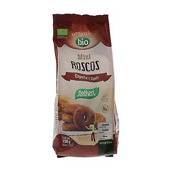 Spelt Mini Donuts Bio 150 g
