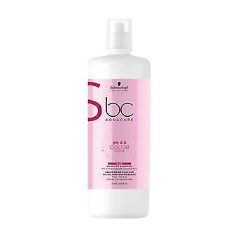Bc ph 4.5 color freeze shampoo rishampoo 1000 ml of gel