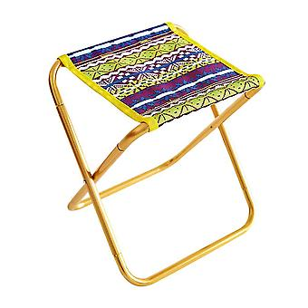 Camping Portable Folding Stool Outdoor Folding Chair