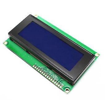5v- 黄緑, ブルースクリーン液晶モジュール