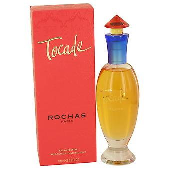 Tocade Eau De Toilette Spray By Rochas 3.4 oz Eau De Toilette Spray