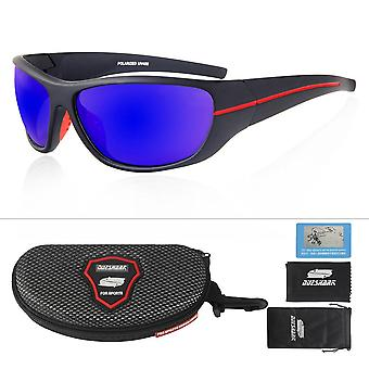 Professional Tr90 Frame Hd Polarized Pro Fishing Eyewear Glasses