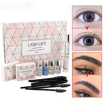 Professional Eyelash Lifting Glue Eyebrow Lifting Glue Set For Eyelashes Eyerow Lift Perming Adhesive Lash Perm Adhesive Tools