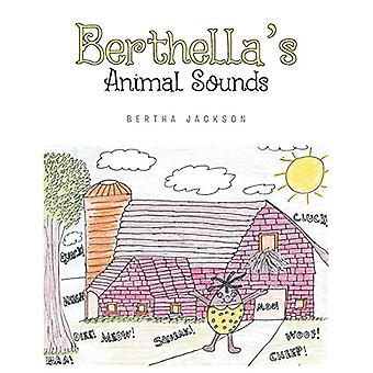 Berthella's Animal Sounds by Bertha Jackson - 9781643002064 Book