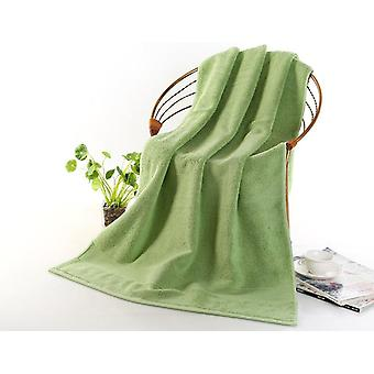 Cotton Beach Towel, Terry Bath Thick Luxury Solid For Spa/bathroom