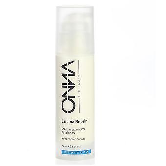 Onna Therapy Heel Repair Cream Banana 150 ml