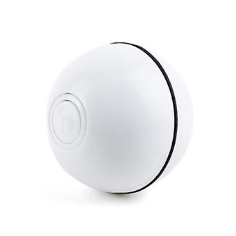 Smart Interactive Cat Usb Rechargeable Led Light Self Rotating Ball