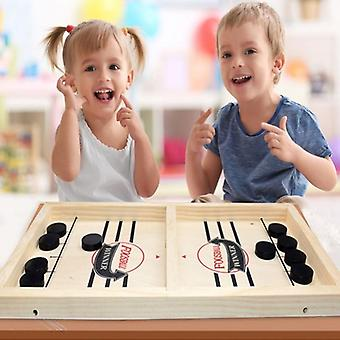 New modern table hockey sling puck board game for all ages