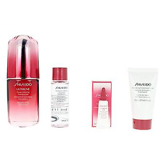 Unisex kozmetikai szett Ultimune Power Shiseido (4 db)