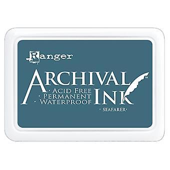 Cuscinetto d'inchiostro d'archivio - Seafarer #0