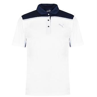 Footjoy Colour Block Polo Shirt Mens