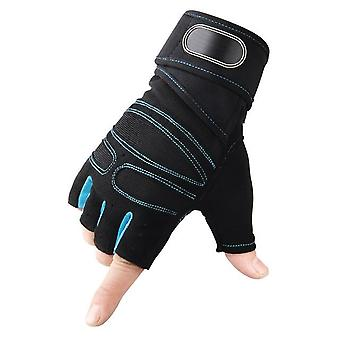 Gym Glove, Fitness Weight Lifting Gloves, Body Building Training Sport Exercise