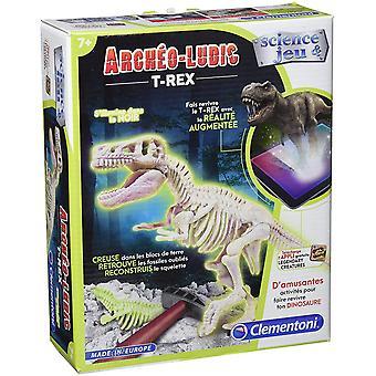 FengChun 52068Figur DinosaurierTyrannosaurus, fluoreszierend