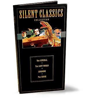 Silent Classics Collection [DVD] USA import