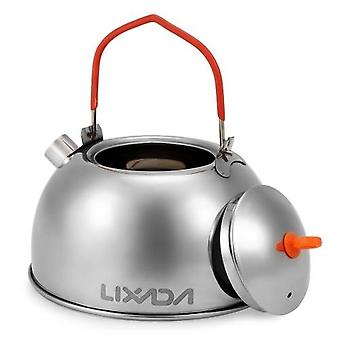 Bouilloire à thé en acier inoxydable de 0,6 L