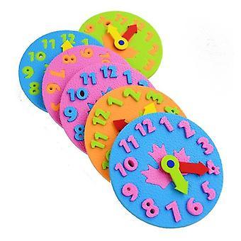 Baby Diy manuaali eva kello matematiikka peli kognitiivinen digitaalinen kello
