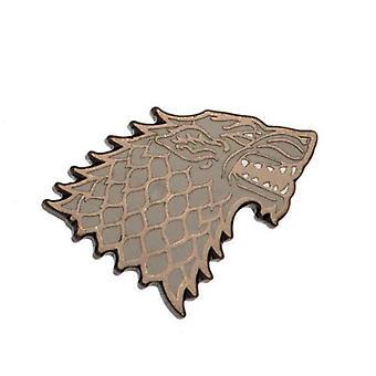 Game Of Thrones Badge Stark