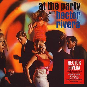 Héctor Rivera - En la fiesta con Héctor Rivera Vinilo
