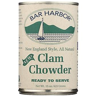 Bar Harbor Soup Chwdr Clm Nw Eng Rts, Case of 6 X 15 Oz