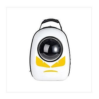 Pet astronaut space bag petit espace deluxe pet bag épaule pet sac à dos
