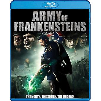 Army of Frankensteins [Blu-ray] USA import