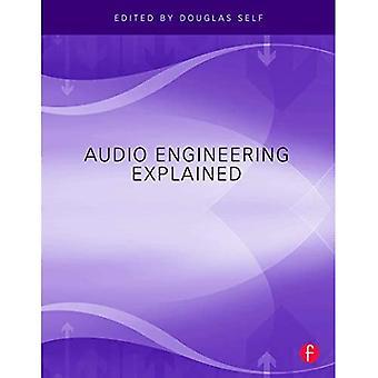 Audio Engineering Explained-  for professional audio recording