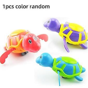 Cute Cartoon Water - Animal Tortoise Classic Baby Swim Toy