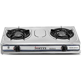 Home Kitchen Dual-range Table Gas Stove Liquefied Cooktop