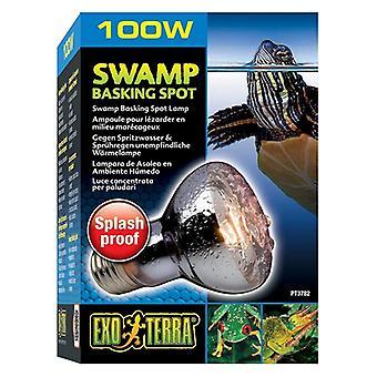 Exo Terra mocsári sütkérező spot lámpa - 100 Watt
