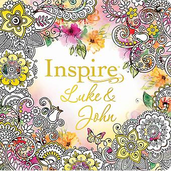 Inspire Luke amp John Softcover by Edited by Tyndale