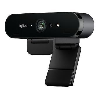 Webcam Logitech BRIO 4K Ultra HD