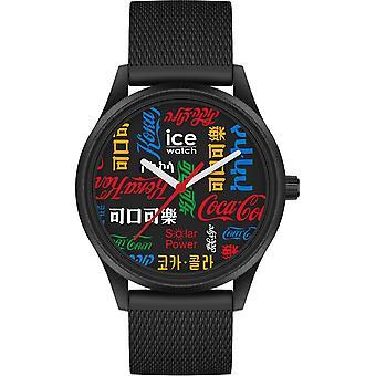 Ice-Watch IW019618 ICE X Coca Cola Unisex Horloge