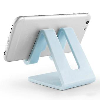 Phone stands phone holder mobile accessory phone holder blue