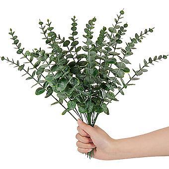 Keinotekoinen Eukalyptus Lehdet 20 Kpl
