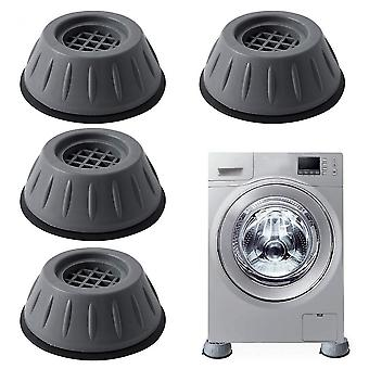 4 Pack Waschmaschine rutschfeste Füße Pad Vibration Damper Gummi Fuß Pad