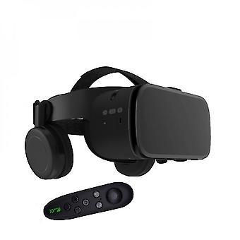 אוזניות מציאות מדומה Bobovr Z6 110fov אוזניות מתקפלות (שחור)