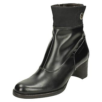Womens G-Star Heeled Ankle Boot GS32650