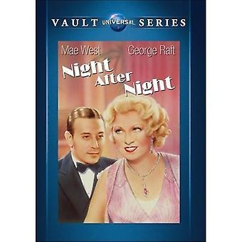 Noite após noite importação EUA [DVD]