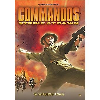 Commandos Strike à l'importation des USA de l'aube [DVD]