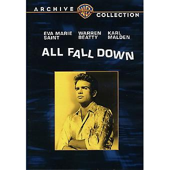 Alle fallen [DVD] USA import