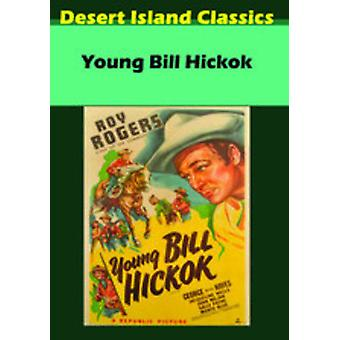 Import USA Young Bill Hickok [DVD]