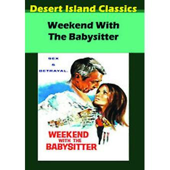 Weekend with the Babysitter [DVD] USA import