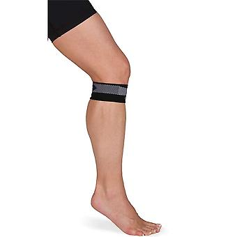 OS1st compression patella sleeve [black]