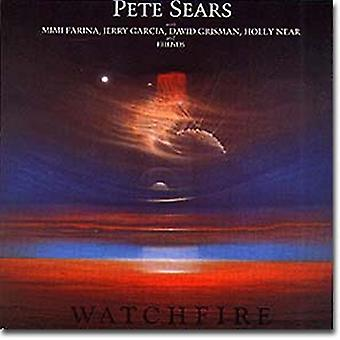 Pete Sears - Watchfire [CD] USA import