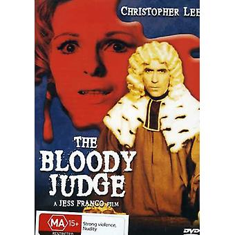 Bloody Judge [DVD] USA import